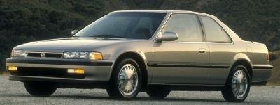 Honda Accord 1990 to 1993 Service Workshop Repair Manual