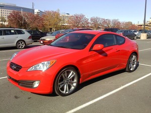 Hyundai Genesis Coupe 2012 Service Workshop Repair Manual