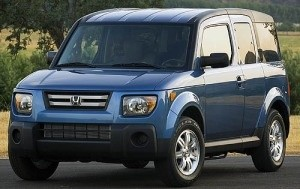 Honda Element 2003-2008 Service Workshop Repair Manual