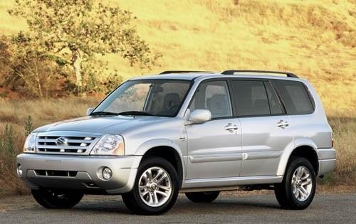 Suzuki XL-7 2001 to 2006 Service Workshop Repair Manual