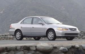 Honda Accord 1998 to 2002 Service Workshop Repair Manual
