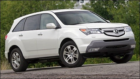 acura mdx service repair manual