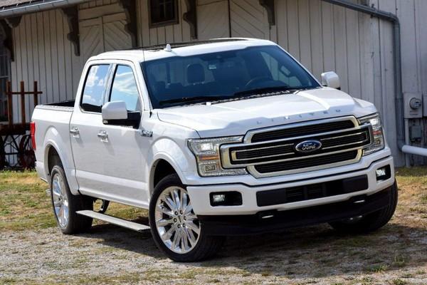 Ford F150 2018 2019 2020 Factory Service Workshop Repair Manual