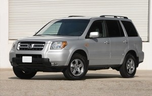 Honda Pilot 2003-2008 Service Workshop Repair Manual