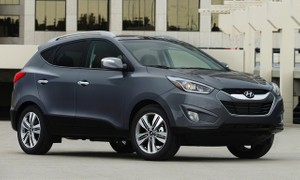 Hyundai Tucson 2014 Service Workshop Repair Manual
