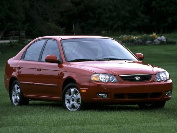 KIA Spectra 1998 2004 Factory Service Workshop Repair manual