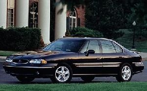 Pontiac Bonneville 1996 to 1999 Service Workshop Repair Manual