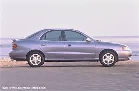 Hyundai Elantra 2000 Service Workshop Repair Manual