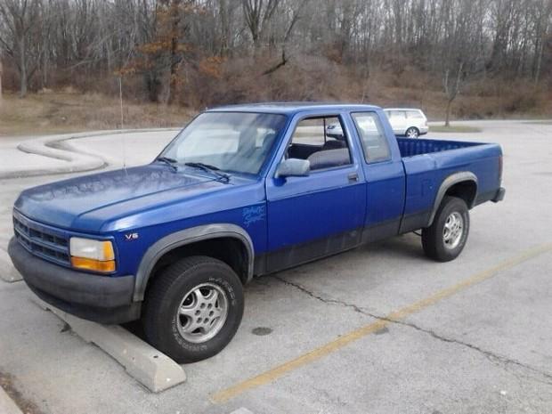 Dodge Dakota 1987 to 1996 Service Workshop Repair Manual