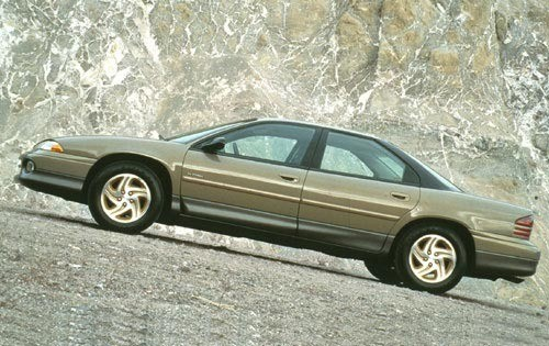 Dodge Intrepid Chrysler Concorde 1993 1994 1995 1996 1997 Factory Service Workshop Repair manual