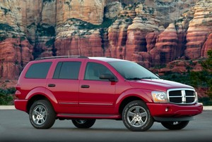 Dodge Durango 2004 to 2009 Service Workshop Repair Manual