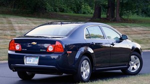 Chevrolet Malibu HYBRID 2008 to 2010 Service Workshop Repair Manual