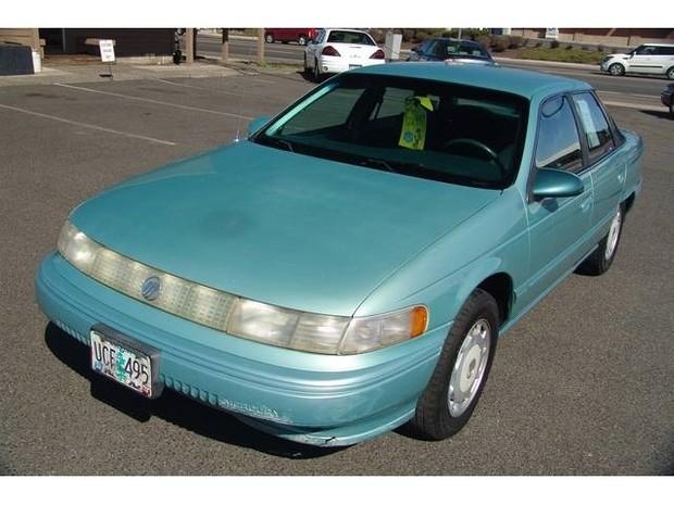 Ford Taurus - Mercury Sable 1992 to 1995 Factory Service Workshop Repair Manual