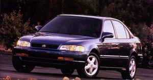 Acura 1.6EL 1997 to 2000 Factory Service Workshop Repair Manual