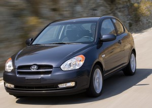 Hyundai Accent 2007 Service Workshop Repair Manual