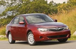 Subaru Impreza 2008 to 2011 Service Workshop Repair Manual