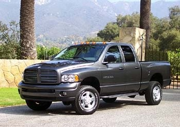Dodge RAM 2003 Service Workshop Repair Manual