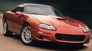 Pontiac Firebird Chevrolet Camaro 1996-2002 Factory Service Workshop Repair manual