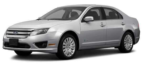 Ford Fusion 2010 Factory Service Workshop Repair manual