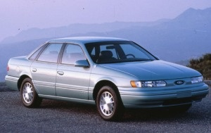 ford taurus mercury sable 1992 to 1995 factory servi rh sellfy com 1995 ford taurus service manual download 1996 Ford Taurus