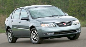Saturn ION 2003 2004 2005 2006 2007 Factory Service Workshop Repair manual