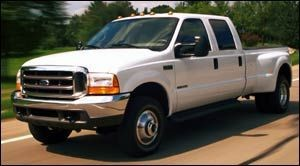 Ford F250-F350 1997 1998 1999 2000 2001 2002 2003 2004 Factory Service Workshop Repair manual