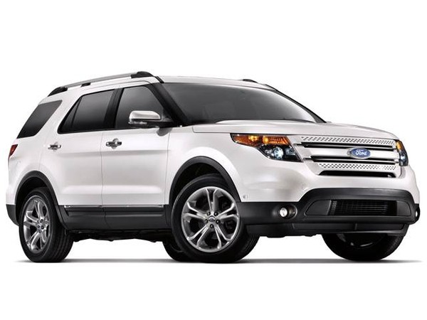 Ford Explorer 2011 2012 2013 2014 2015 Factory Service Workshop Repair manual