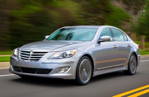 Hyundai Genesis Sedan 2014 Service Workshop Repair Manual