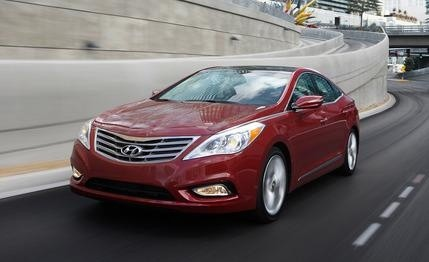 Hyundai Azera 2014 Factory Service Workshop Repair Manual