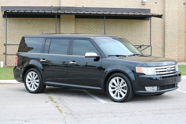 Ford Flex 2009 2010 2011 2012 Factory Service Workshop Repair manual