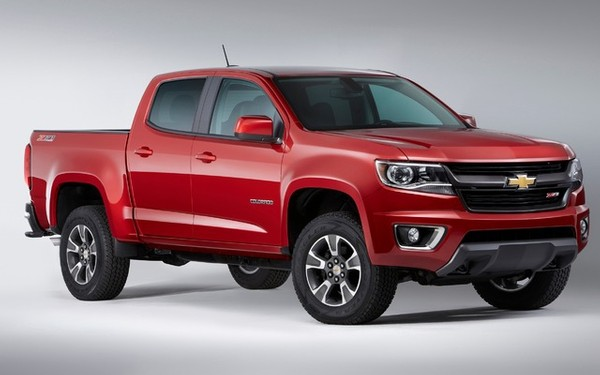 Chevrolet Colorado / GMC Canyon 2013-2014-2015-2016 Factory Service Workshop Repair manual