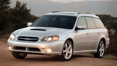 Subaru Legacy 2005 2006 2007 Factory Service Workshop Repair manual