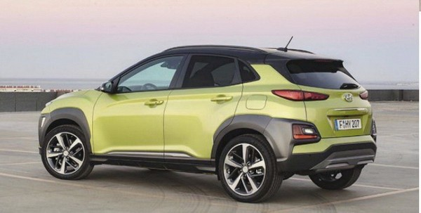 Hyundai KONA 2018 2019 Factory Service Workshop Repair manual