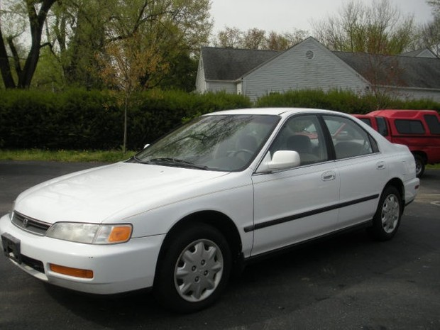 Honda Accord 1994 to 1997 Service Workshop Repair Manual