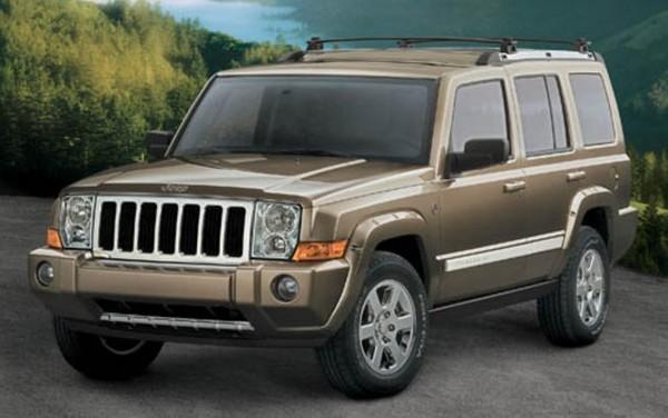 Jeep Commander XK 2006-2007-2008-2009-2010 Factory Service Workshop Repair manual