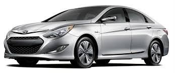 Hyundai Sonata Hybrid 2014 Service Workshop Repair Manual