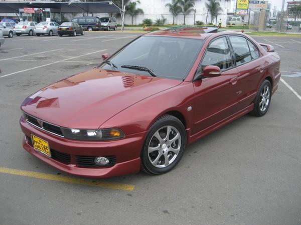 Mitsubishi Galant 2001 2002 2003 Factory Service Workshop Repair manual
