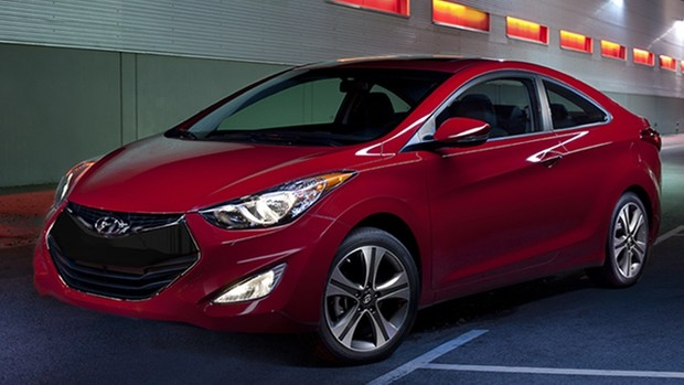 Hyundai Elantra Coupe 2013-2015 Service Workshop Repair Manual