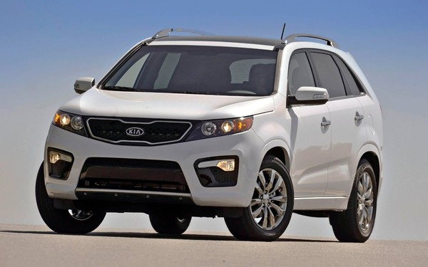 KIA Sorento 2010-2011 Year Specific Factory Service Workshop Repair manual