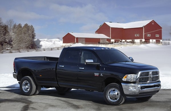 Dodge RAM HD 2500-3500-5500 2012-2013 Factory Service Workshop Repair manual