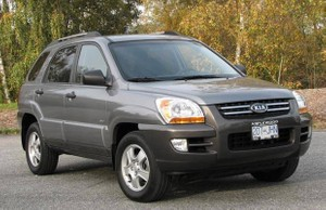 KIA Sportage 2008 Factory Service Workshop Repair Manual