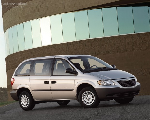 Dodge Caravan, Plymouth Voyager and Chysler Town and Country 2004 Service Workshop Repair Manual