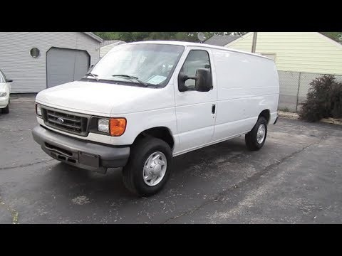 Ford Econoline 1992 to 2008 Factory Service Workshop Repair manual