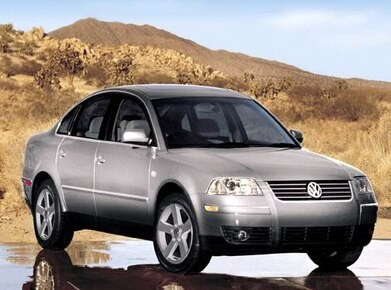 Volkswagen Passat 2003 2004 2005 Factory Service Workshop Repair manual