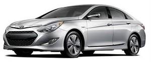 Hyundai Sonata Hybrid 2015 Service Workshop Repair Manual