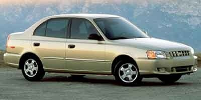 Hyundai Accent 2003 Service Workshop Repair Manual