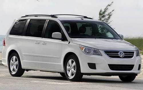 Volkswagen Routan 2008 to 2011 Service Workshop Repair Manual