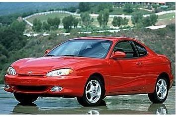 Hyundai Tiburon 2001-2002 Factory Service Workshop Repair Manual