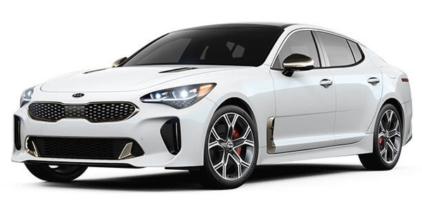 Kia Stinger GT 2018 2019 Factory repair Workshop service manual PDF