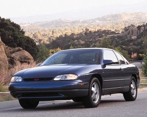 Chevrolet Monte Carlo 1995 to 1999 Service Workshop Repair Manual